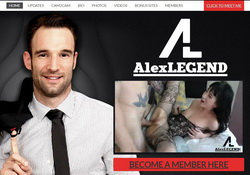 Performer of the Year Nominee Alex Legend