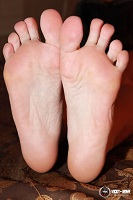 CUM ON MY FEET XBiz Webstar of the Year Vicky Vette Foot Fetish from vicky at home